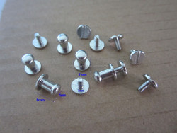 high quality metal studs for leather button studs
