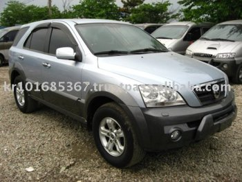 Kia Sorento 2004 Used Car Korea