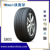 China Wholesale Auto Price PCR Passenger Car Radial Tire full range 12 to 24 inch with EU Label