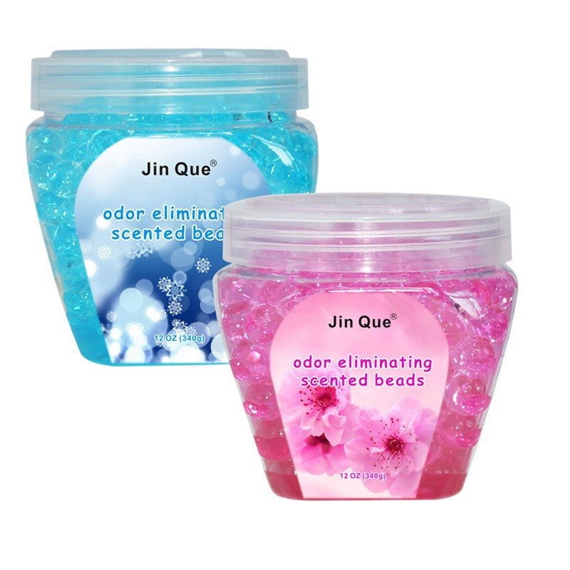 150g 225g 340g colored crystal beads air freshener