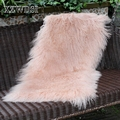 CX-D-24J STABILE Home travel luxury lamb fur throw blanket