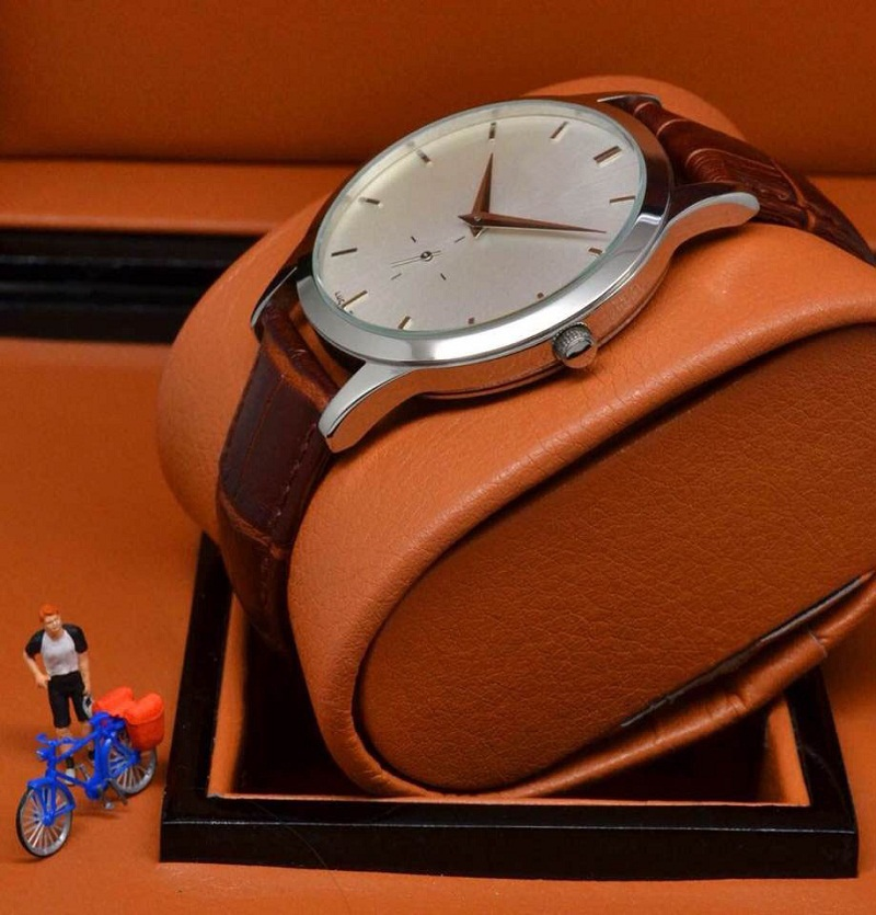 Assisi brand 2015 Crazy selling big dial japan movt quartz steel case vogue watch men luxury