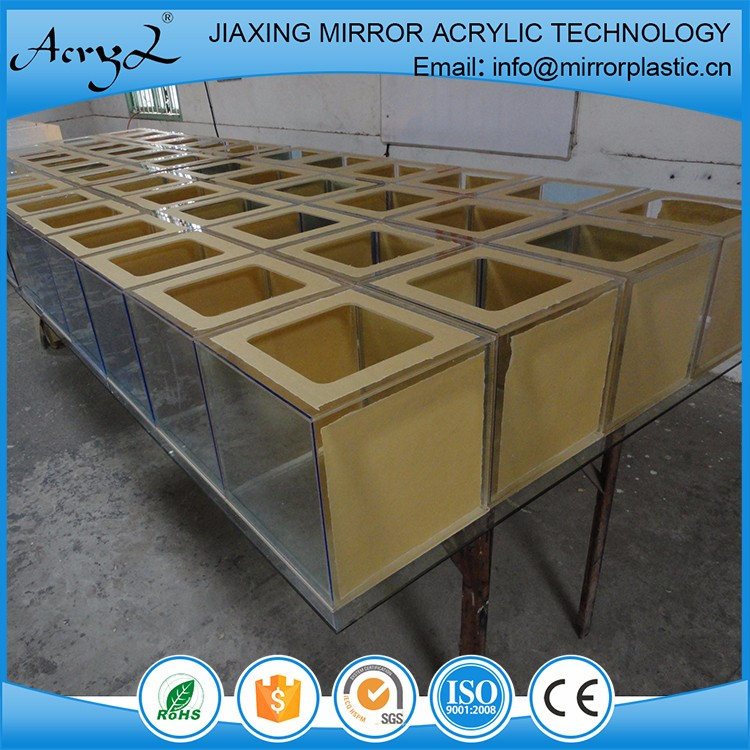OEM/ODM China Factory Small fish tank Acrylic Aquariums For Sale Online