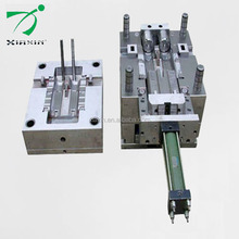 Making and designing all kinds of capacitor plastic shell injection mold/Shanghai factory directly sale