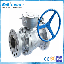 6 Inch Self Closing Stainless Ball Valve Manufacturer