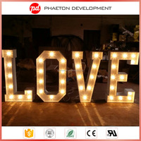 Wedding stage marquee letter decoration, wedding hall marquee letters decoration, unique wedding decor