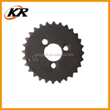 2017 Chinese made YX125CC Engine timing sprocket fit for motorcycle