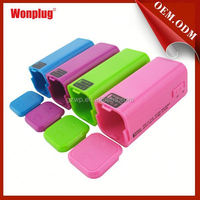 2014 Promotional 20000mah power bank hippo