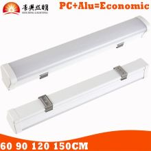 Ip 65 Anti -Erosion Led Tri-Proof Light 1500Mm Explosion Proof Fluorescent Light Fitting
