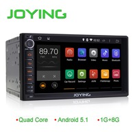 7 inch Android Universal Car DVD Stereo audio radio Auto china car dvd player with quad core,wifi, 16G flash