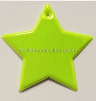 star reflective tag