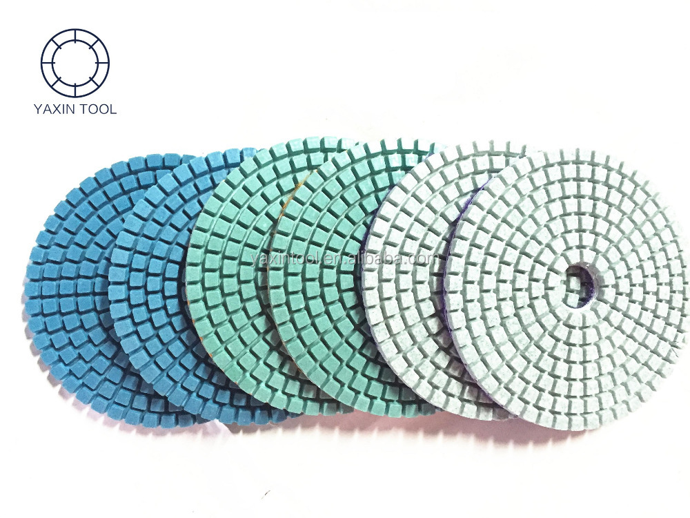 concrete floor polishing pad for concrete beton