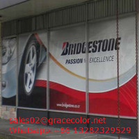 ideal for indoor and outdoor display board, poster, wall and other commercial locations self adhesive vinyl