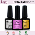 Hot Sale Long Lasting Uv Color GelArtist Gel Nail Polishes