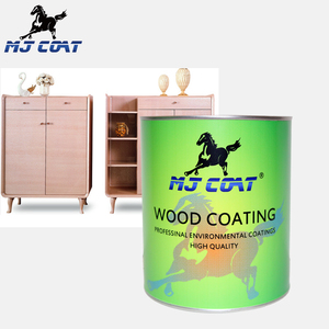 Pu paint for wood nc pe matt finish matte