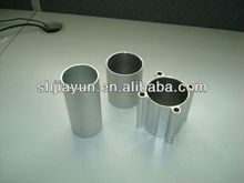 6063 T5 customized aluminum corrugated tube from Jiayun