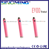 2014 Latest design vapor pipes electronic cigarette wholesale evod blister