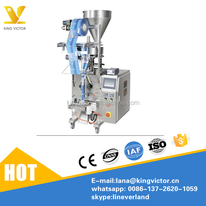 Electric Driven Type Sachet Sugar/Salt/Pepper Packing Machine