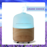 Aromatherapy Air Purifier Touch Control Aroma Diffuser with Night Light