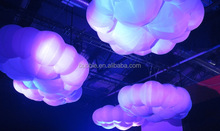 inflatable cloud balloon, hanging on ceiling ballons