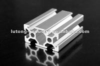6063 square hollow profile weight of aluminum section