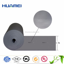 Huamei 1 Inch Thick Waterproof Stretch Rubber Foam Insulation Sheet