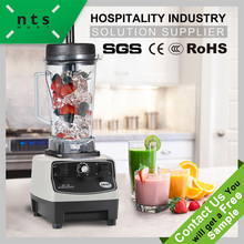 Electric food blender high speed commercial juice blender for hotel and bar