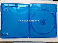 11mm Elegant Single Blu Ray DVD Case