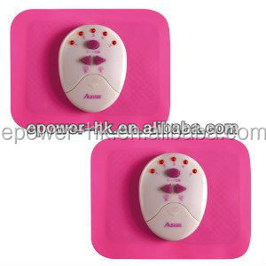 2017 hot sale tens unit slimming massage pads