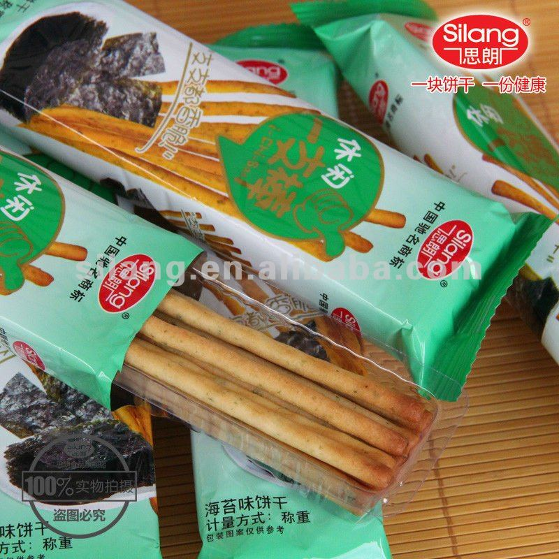 Steamed Stick potato biscuits