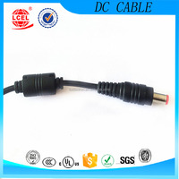 China DC 5521 power Cable with UL 1185 18AWG