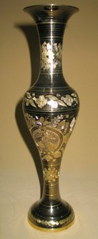 BRASS FLOWER VASE V2