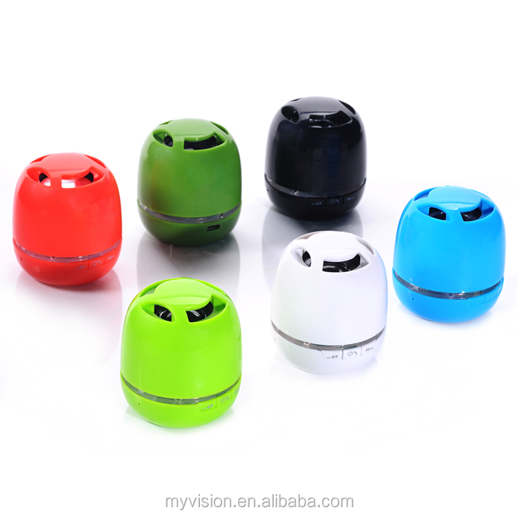 My vision bluetooth speaker electronic promotion gifts supplier,cheap pc speaker