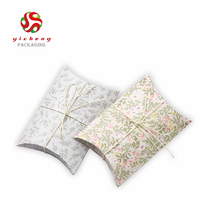Printing Recycled Paper Pillow Pack Boxes
