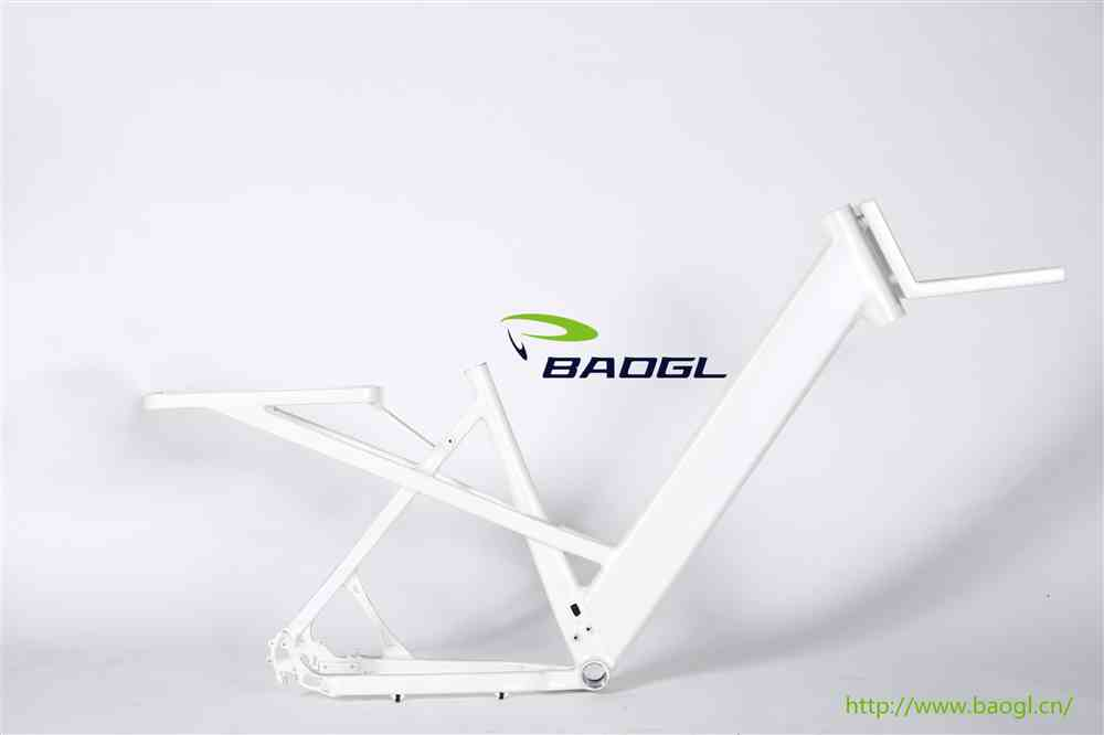 Zhejiang BAOGL bicycle frame for free bmx bike parts