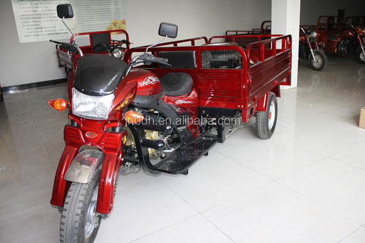 China 200CC Van Cargo Tricycle ,Water Cooled Engine Trike
