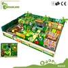 Novelty beautiful environmental jungle franchising playground for theme park decorations