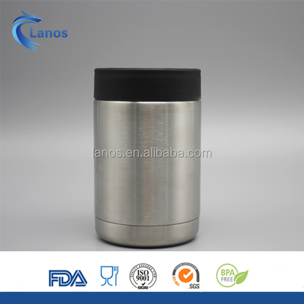 Custom colors logo double wall stainless steel insulated 10oz tumbler with plastic lid