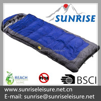 67102# envelope sleeping bag with hood, stylish sleeping bag