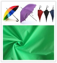 High Quality waterproof material umbrella fabric sun umbrella fabric HOT SALE