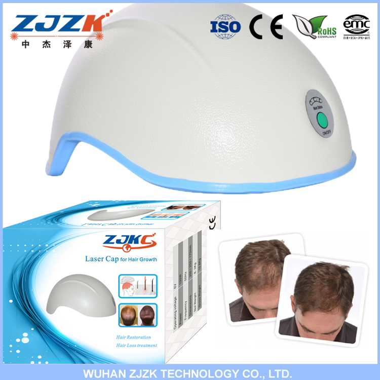 home health care device laser cap for hair growth instrument