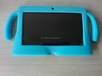 7 inch fashional kids silicone case for tablet pc Q88/A23/A13/A33