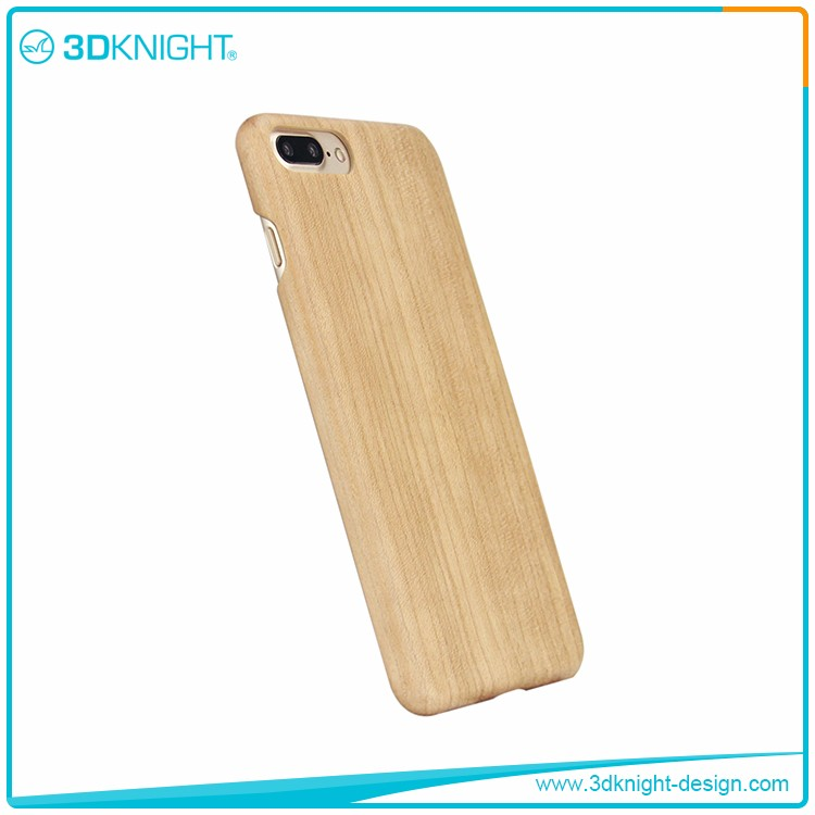 2017 super thin wood for iphone 7 case heavy duty slim custom printing
