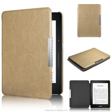 Pu Leather Cover Case For Amazon Kindle Voyage