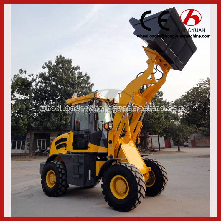 China famous brand aolite wheel loader loaders for sale