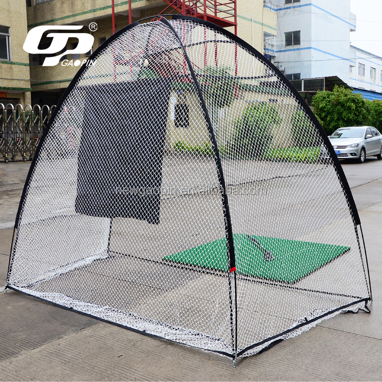 Portable Golf chipping Net , Foldable Mini Golf chipping net