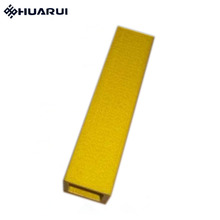 Huarui factory supply fiberglass square tube frp pipe