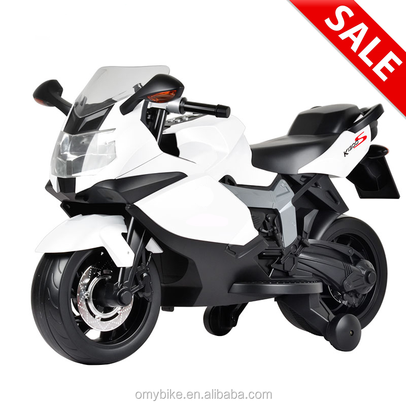 Baby battery powered motor cycle / ABS mini children electric motorbike / Racer Style Electric Bike For 3 4 5 6 years Kids