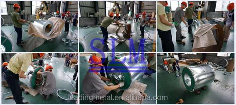 High Quality Galvanized Steel Strips for Purlin