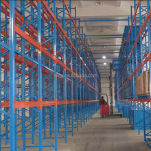 steel pallet rack from factory with forklift trolley pallet CONTACT 008615295786061